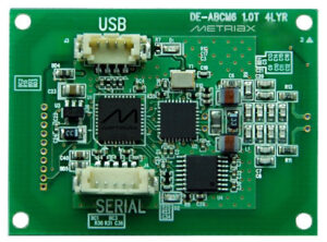 MDE-ABCM6-RFID-Einbaumodul