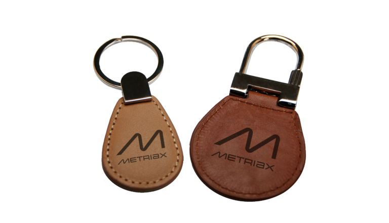 Metriax-Leder-RFID-NFC-Keyfobs